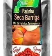Farinha Seca Barriga Goji Berry